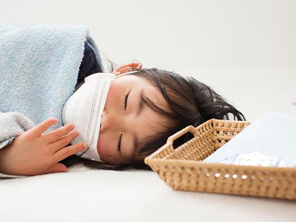 【画像】インフルエンザ